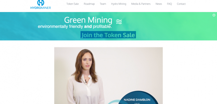 Hydrominer – Using water to make mining more profitable.