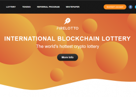 Fire Lotto. an Ethereum based Lottery