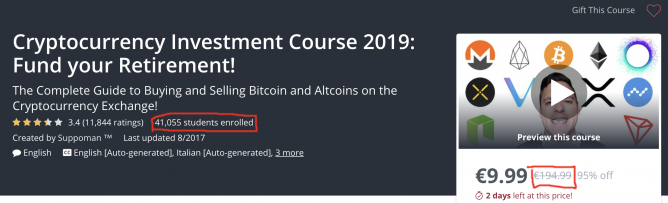 make money with bitcoin courses