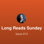 long reads sunday blockchain newsletter