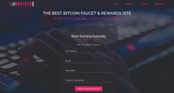 Make money with bitcoin faucets