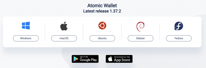download options atomic wallet