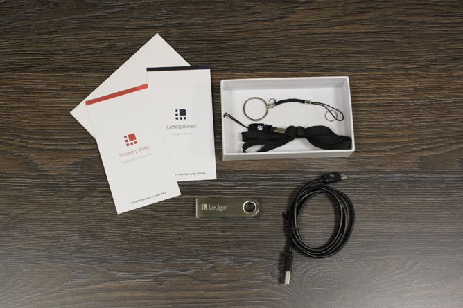 ledger nano s accessories