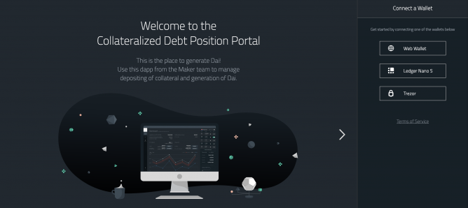 makerdao cdp