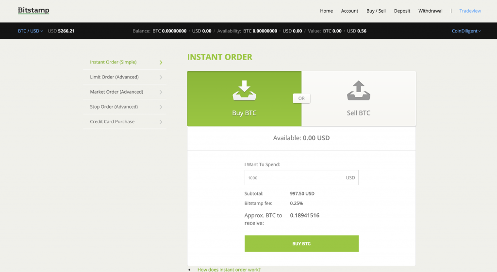 buy bitcoin instantly on bitstamp